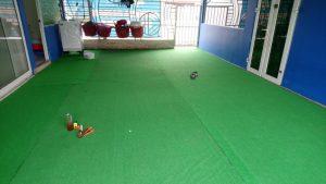đơn vị thi công thảm cỏ nhân tạo