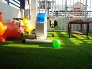 cỏ nhân tạo lót sàn