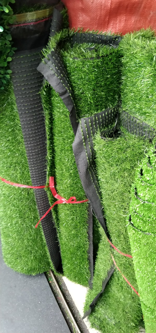 xã hàng thảm cỏ nhân tạo