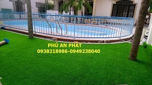thảm cỏ nhân tạo tiền giang
