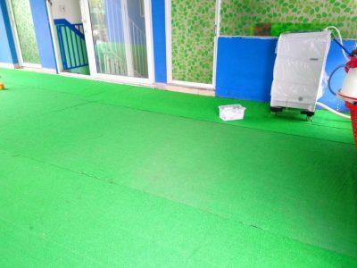 Thảm cỏ nhân tạo cao 1.5cm
