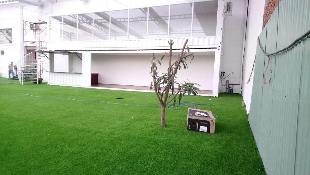 cỏ nhân tạo tiền giang