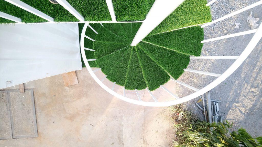 cỏ nhân tạo quận 9