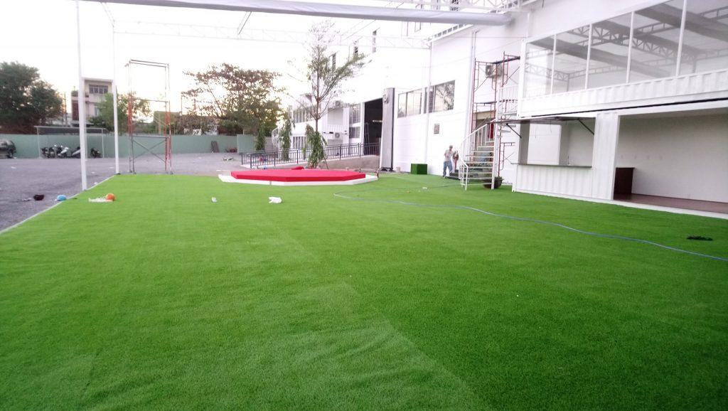 cỏ nhân tạo quận 6